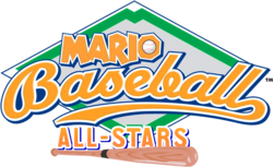 MARIO ALL-STAR BASEBALL