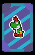 Mini-Yoshi Partner Card