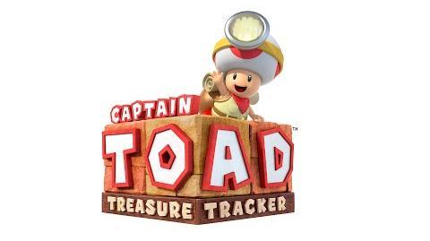 OST Captain Toad Treasure Tracker - Main Theme