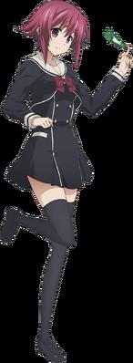 Serika Onoe Anime Concept Art