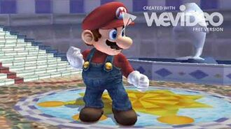 Super Smash Bros. Brawl Mario Voice Clips