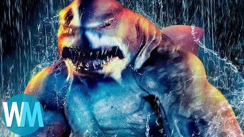 Supervillain Origins King Shark
