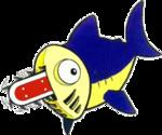 Chain-Saw Fish VBWL