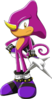 Espio the chameleon by angie wolf-d900baz