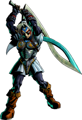 Fierce Deity Link MM