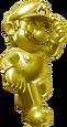 Golden Mario Statues SM3DW