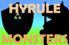 Hyrule Monsters