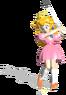 Princess peach playing golf by princecheap-dbdf3q8