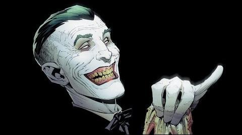 Supervillain Origins The Joker (Redux)