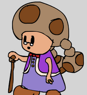 Toad MARY