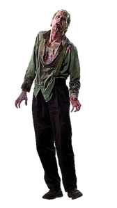 Zumbi the walking dead render by twdmeuvicio-d6jypgx