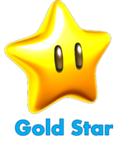 1.8.SMS Rank Gold Star