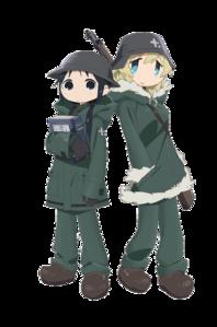 Chito & Yuuri