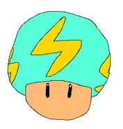 Laser Mushroom