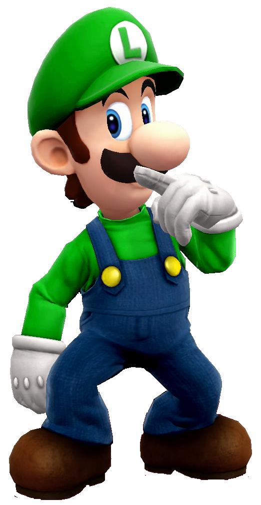 Super Smash Bros Free For All Luigi Fantendo Nintendo
