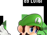 Super Smash Bros. Ultimate (Best Timeline)/Luigi
