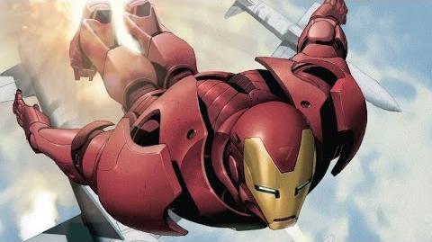 Superhero Origins Iron Man-1