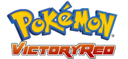 VictoryRed Logo W Pokemon