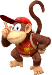 200px-Diddy Kong Artwork - Donkey Kong Country Tropical Freeze
