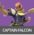 Captain Falcon SSBAether