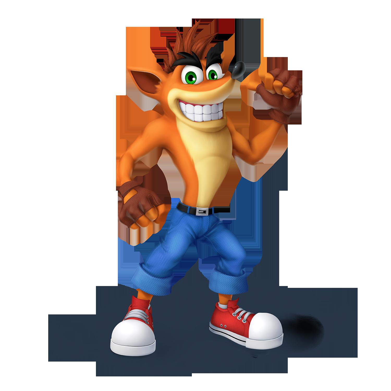 Crash Bandicoot | Fantendo - Nintendo Fanon Wiki | FANDOM ...