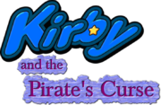 Kirby and the Pirate's Curse Logo