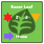 Razor Leaf
