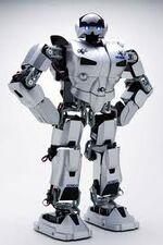 Robot Mike