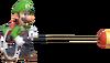 4.Luigi firing a plunger