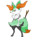 ACL - SSBSwitch recolour - Braixen 1