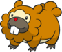 Bidoof Dream