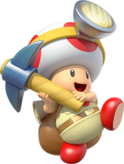 Captaint Toad