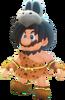Caveman Mario 1