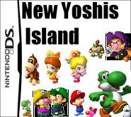 New Yoshi Island