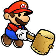 Paper mario smashified by gameonion-d9k40zq