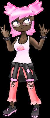PinkuRozenGTPainted