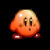 Sunset Kirby Super Star
