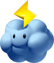 Thunder Cloud (Mario Kart DS)