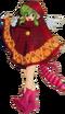 Tiki FETCG cloak