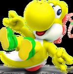 Yoshi - Yellow