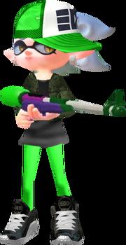 2.5.Marie in Agent 2 Gear