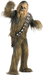Chewbacca render by aracnify-d93gt2s
