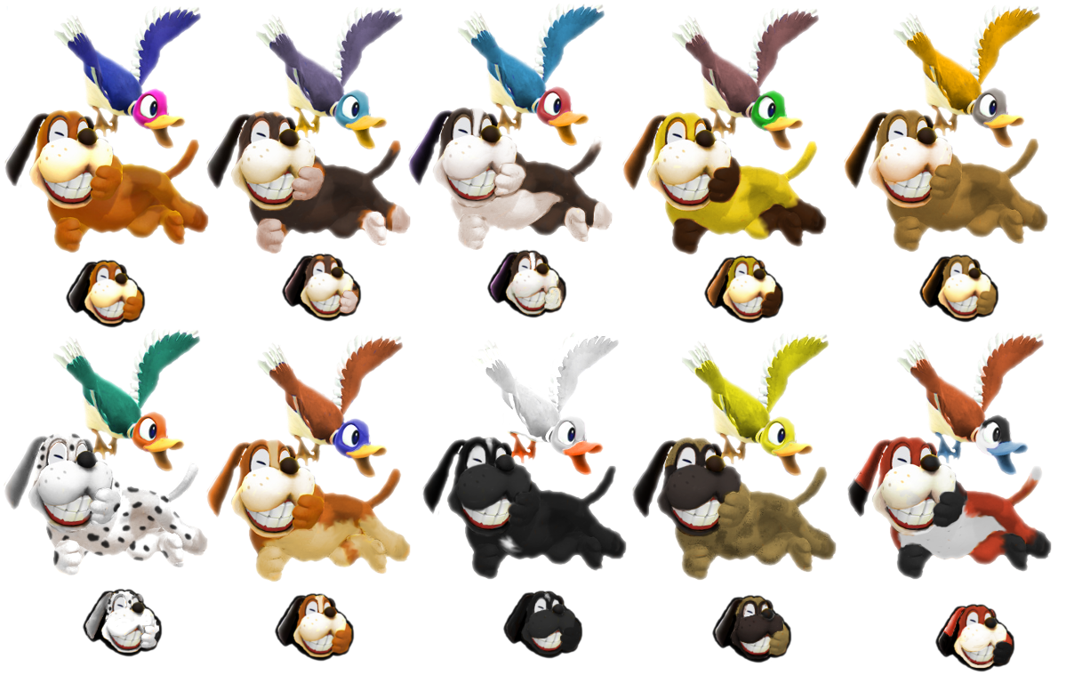 Duck Hunt Smash 5 Fantendo Nintendo Fanon Wiki Fandom