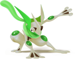 Greninja chesnaught