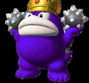 Spike Boss Mario U
