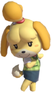 0.3.Isabelle Looking at her Tail