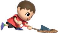 0.6.Red Villager digging