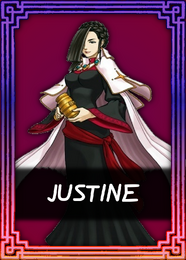 ACL Tome 57 character portal box - Justine