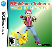 A Pokemon Trainer's World of Adventure Boxart