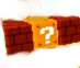Boxy block galaxy icon